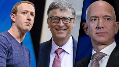 صورة أغنياء العالم يخسرون 117 مليار دولار