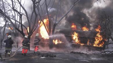 Photo of قتلى وجرحى بانفجار صهريج وقود في تنزانيا