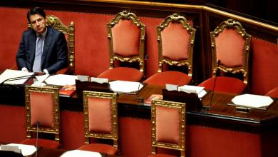 "Photo of ""الشيوخ الإيطالي"" يحسم مصير الحكومة اليوم"