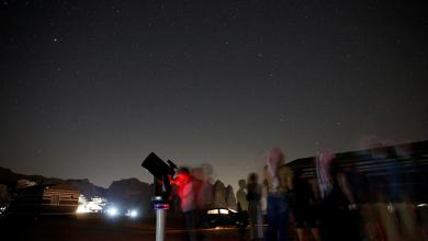 Photo of تليسكوب بقلب صحراء الأردن يستقطب السواح