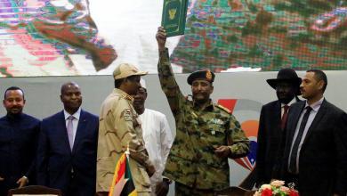 """صورة تمديد السلطة العسكرية السودانية بعد """"مهلة المعارضة"""""""