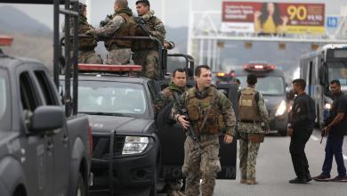 Photo of الأمن البرازيلي يقنص مسلّحا احتجز عشرات الرهائن