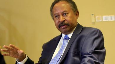 رئيس الوزراء السوداني المكلف عبدالله حمدوك