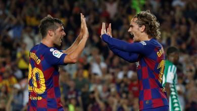 Photo of برشلونة يحقق فوزه الأول في الليغا