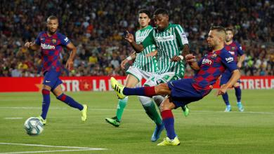 Photo of أوساسونا يفرض التعادل على برشلونة