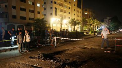 Photo of حماس تحمل داعش مسؤولية تفجيرات انتحارية