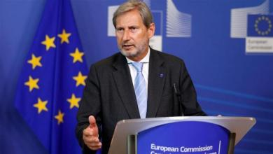 المفوض الأوروبي للسياسة الأوروبية للجوار يوهانس هان