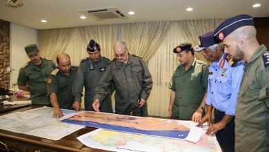 Photo of الخرطوش يكشف تطورات جديدة حول معركة طرابلس