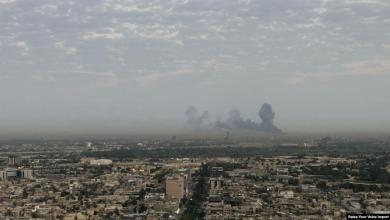 Photo of مقتل شخص في انفجار مستودع ذخيرة بالعراق