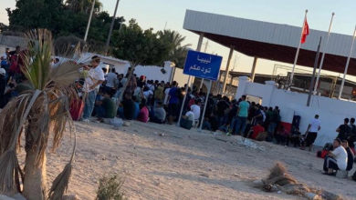 Photo of الأمن المركزي راس جدير يوضح سبب تأخير إجراءات المسافرين في المعبر