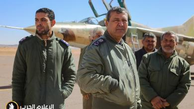 Photo of المنفور: سلاح الجو قام بـ13 ضربة جوية لمنشآت عسكرية في مصراتة