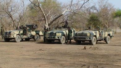 Photo of قوات سودانية متمردة تحشد قواتها على الحدود بين ليبيا وتشاد