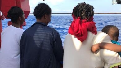 "Photo of لاجئة من كوت ديفوار: ""أفضل الموت في البحر على العودة إلى ليبيا"""
