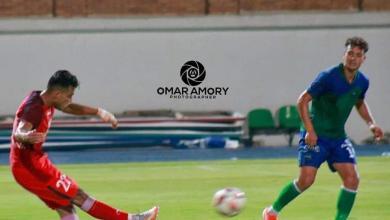 Photo of الهرام يشارك في ودية فريقه مع مصر المقاصة