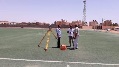 Photo of هيئة الرياضة تشرع في صيانة ملعب سبها
