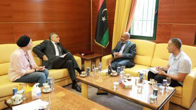 Photo of إيطاليا تُؤكد حرصها على دعم القطاع الصحي في ليبيا