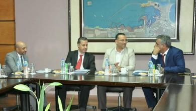 Photo of توقيع برتوكول لتدريب العاملين بالموانيء الليبية