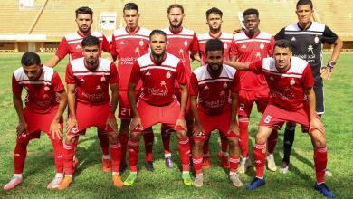 Photo of الاتحاد يواصل تحضيراته للقاء الإياب في طرابلس