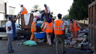 Photo of البلدي أبوسليم يثني على جهود مكتب الخدمات العامة