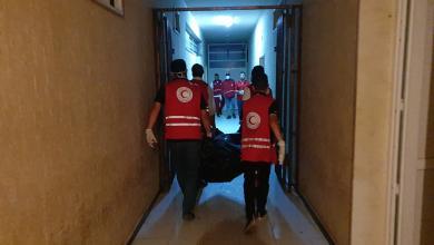 Photo of وصول 12 جثة من مسلحي حكومة الوفاق لمستشفى الزاوية التعليمي