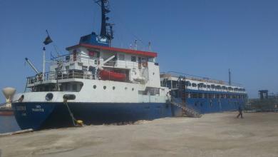 Photo of شحنة أغنام جديدة تصل ميناء طرابلس