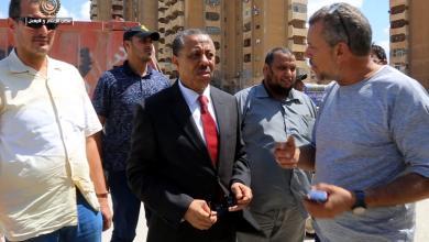 Photo of الثني يوجه بحل تكدس القمامة في بنغازي