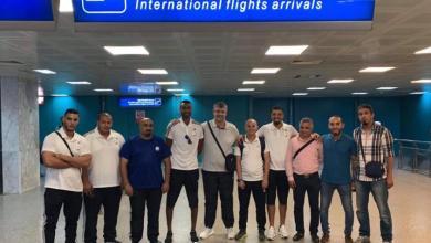 Photo of البعثة الليبية إلى المغرب للمشاركة في الألعاب الأفريقية
