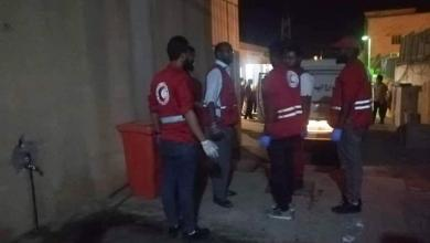 Photo of الهلال الأحمر يستلم 12 جثة من مكتب الأصابعة