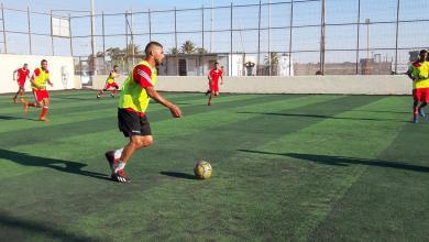 Photo of منتخب كرة القدم المصغرة يستعد لبطولة العالم