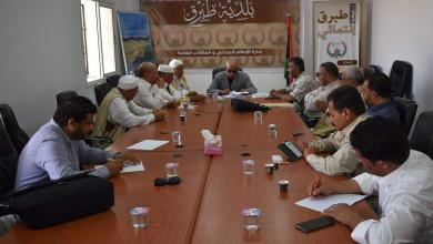 المجلس التسييري طبرق يعلن النفير والطوارئ بعد أزمة انقطاع المياه