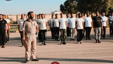 Photo of دورة تدريبية لمنتسبي شرطة بنغازي