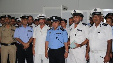 Photo of اجتماع لشرطة المرور في مصراتة
