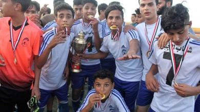 """Photo of شباب الجبل يُتوّج ببطولة """"دوري الآمال"""""""