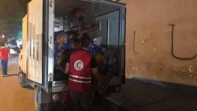 Photo of الهلال الأحمر يقدم مساعدات لنازحي طرابلس
