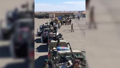 Photo of أرتال الجيش الوطني تتحرك باتجاه ترهونة.. ما قصتها؟
