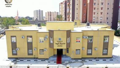 Photo of مركز شرطة الفويهات ينفض غبار الحرب