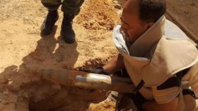 Photo of إبطال مفعول صاروخ في عين زارة وتقديم هواتف للبلاغات