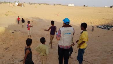 Photo of يونيسف تدق ناقوس الخطر بشأن أطفال ليبيا
