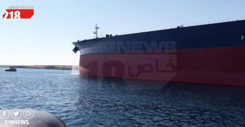 ناقلة النفط marlin Santiago