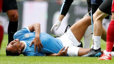 Photo of ساني يتعرض لإصابة خطيرة أمام ليفربول