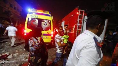 Photo of انفجار في القاهرة يودي بحياة 17 شخصاً وإصابة 32