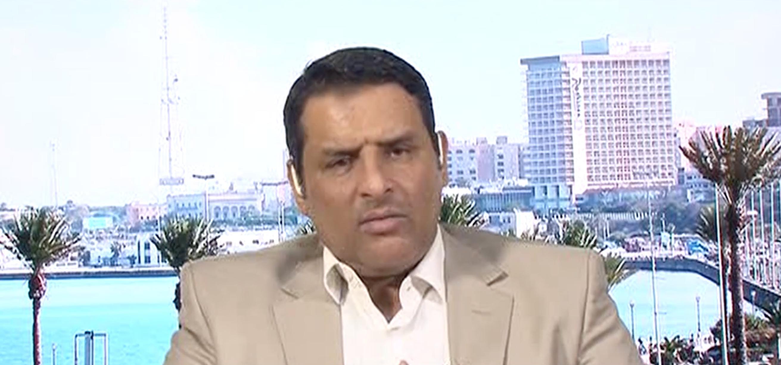 المحلل السياسي والمهتم بالشأن العام السنوسي إسماعيل