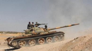 صورة الجيش السوري يستأنف هجومه ضد إدلب.. وأردوغان