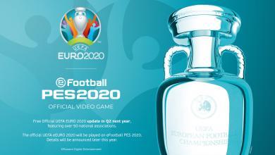 "Photo of لعبة ""PES"" تحصل على حقوق بطولة EURO 2020"