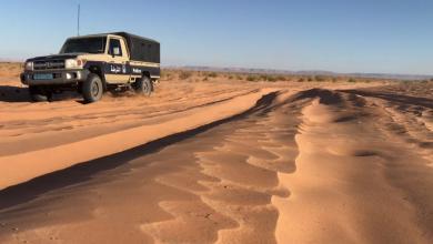 صورة تشاد تُغلق حدودها مع ليبيا لدواعٍ أمنية