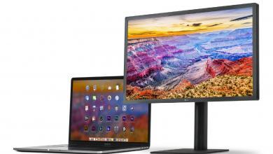 Photo of LG تطلق شاشة 5K لحواسيب آبل