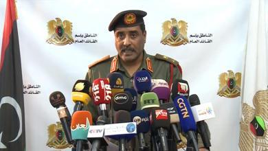 Photo of المسماري يكشف تفاصيل الضربات الجوية على معيتيقة ومصراتة