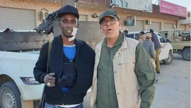 "Photo of الردع تلقي القبض على أحد مقاتلي ثوار طرابلس ""الزيقرا"""