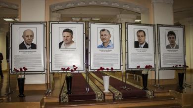 العلماء الروس الذين لقوا حتفهم داخل موقع عسكري شمال روسيا