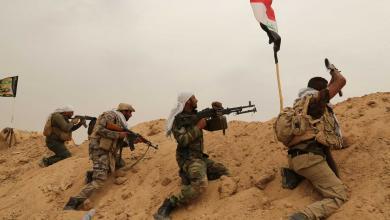 صورة العراق يعلن الإطاحة بقيادي مقرب من البغدادي